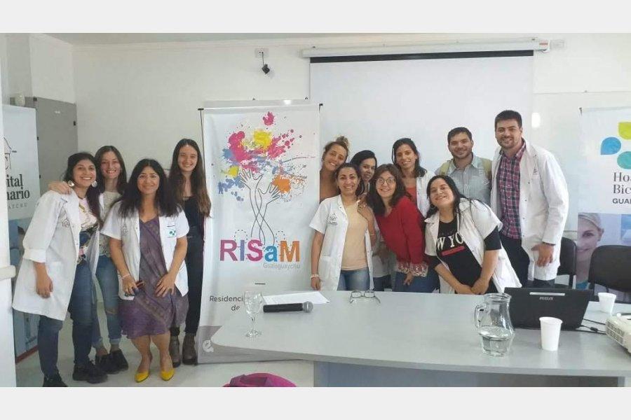 """RISaM: """"Nuestro desafío es formar profesionales de alta calidad comprometidos en la salud pública y en los derechos humanos"""""""