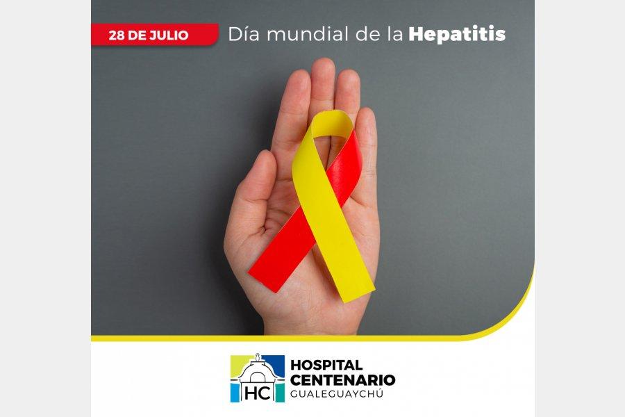 28 de julio: La Hepatitis no puede esperar