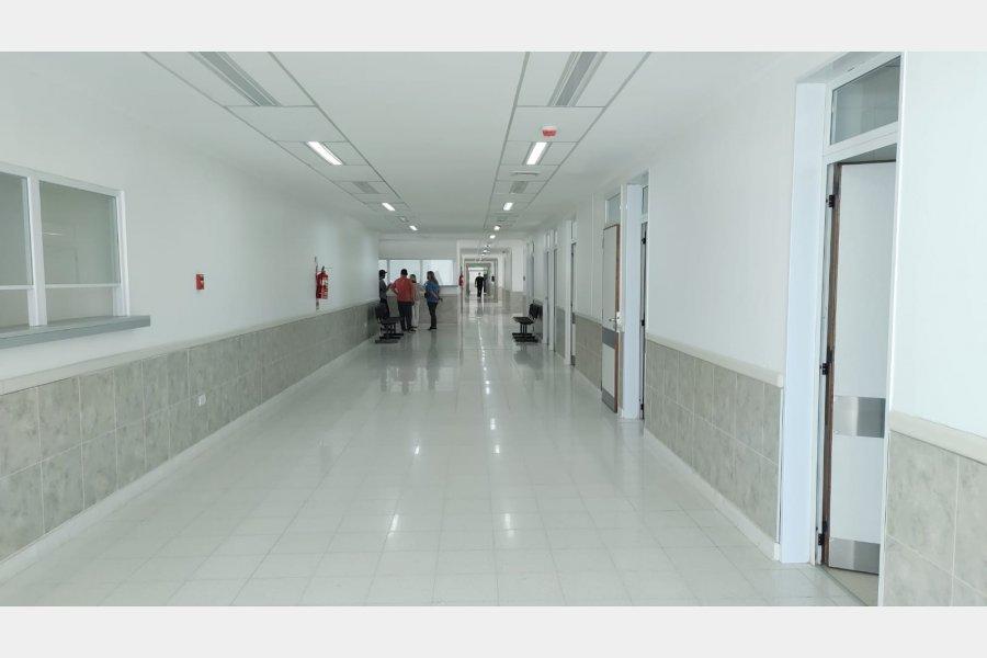 El Consultorio de Ecografía funciona desde hoy en el nuevo edificio del hospital Centenario