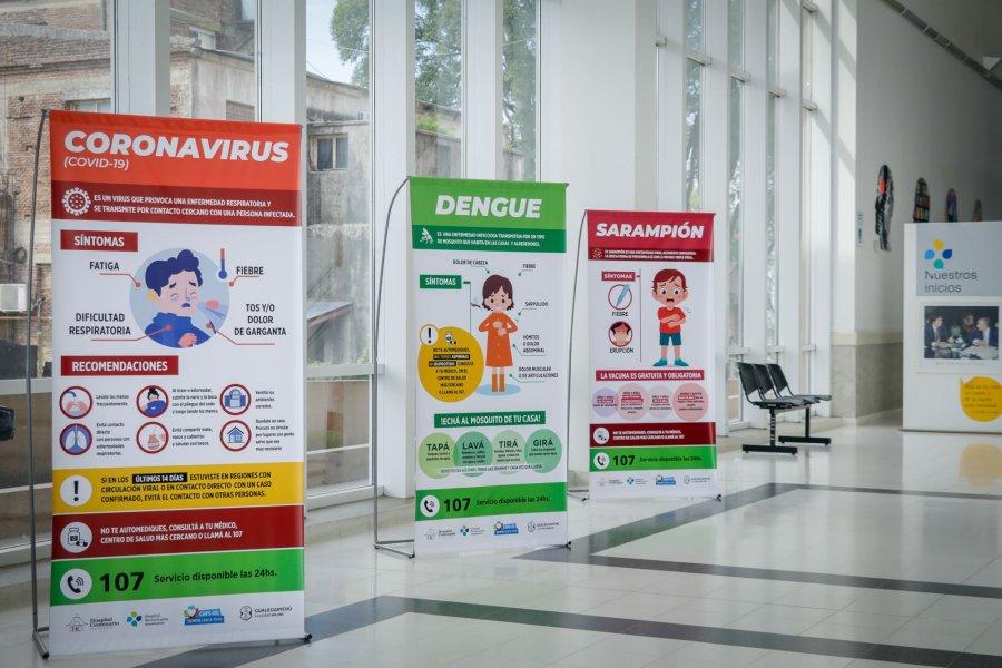 El Hospital de Gualeguaychú brinda recomendaciones a la población ante el Covid-19