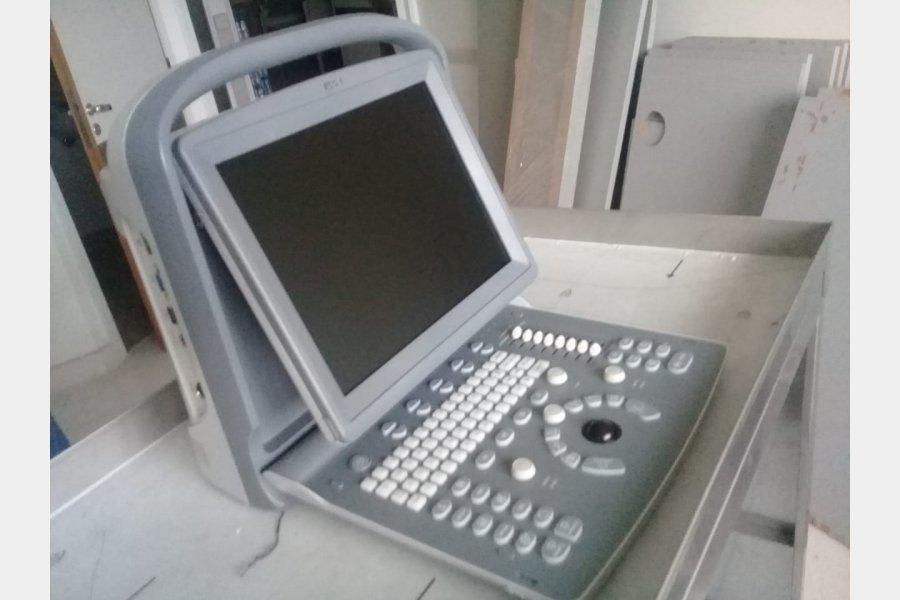 El Hospital Gualeguaychú recibió un segundo ecógrafo para pacientes Covid