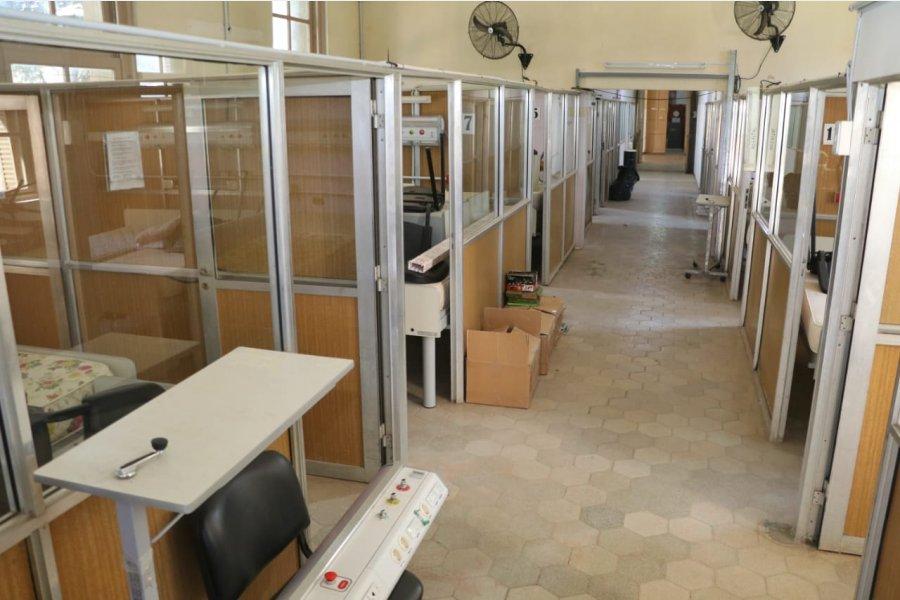 El Hospital y los sanatorios privados acordaron un protocolo de internación de pacientes con Covid-19