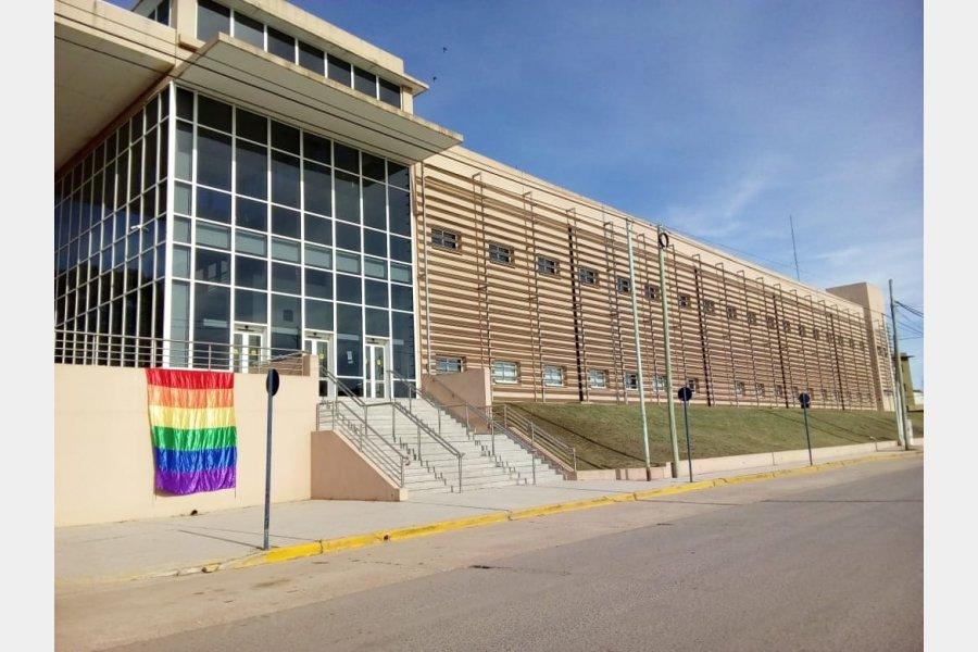 El Hospital Gualeguaychú se sumó en el Día Internacional del Orgullo LGBTTTIQ+